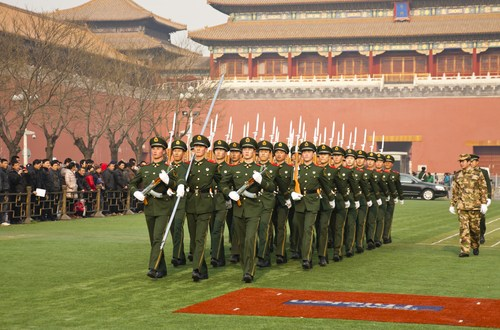 China Unveils Biggest Army Overhaul in Decades to Project Power – Bloomberg Business