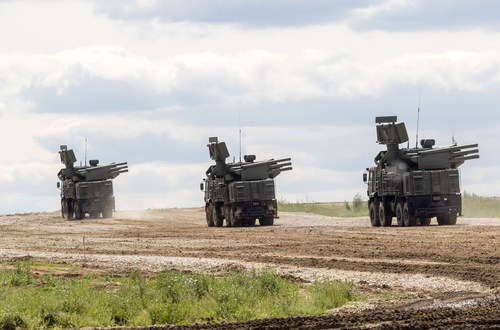 Fighting ISIL Gives Russia Chance to Test Weapons, Doctrine   Military.com