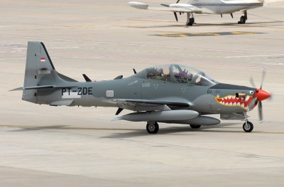 Taliban vs. Turboprops: Afghanistan's New Attack Planes | The National Interest Blog