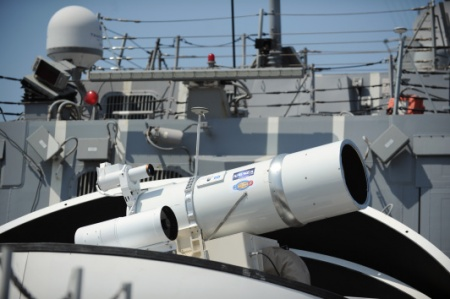 U.S. Navy Reveals Details About Lasers on Next-Gen Ships | The National Interest Blog