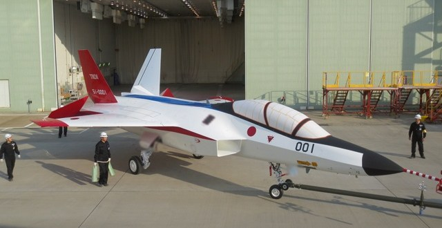 Japan to test first homegrown stealth jet – Pacific – Stripes