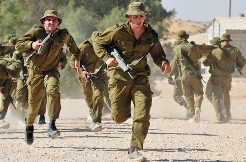 Israel Stands Up New Commando Brigade