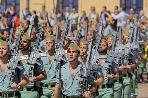 Spanish Army Bolsters Special Forces Against Jihadism