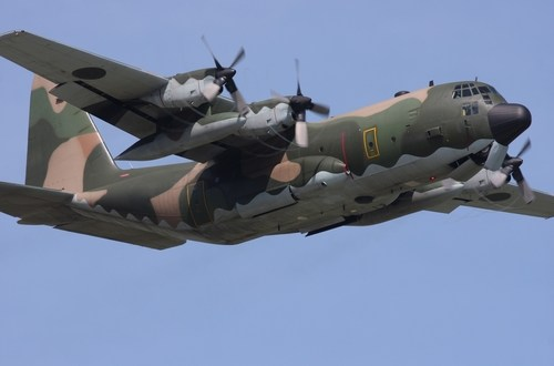 BAE to Develop Electronic Warfare Suite for Special Ops C-130Js
