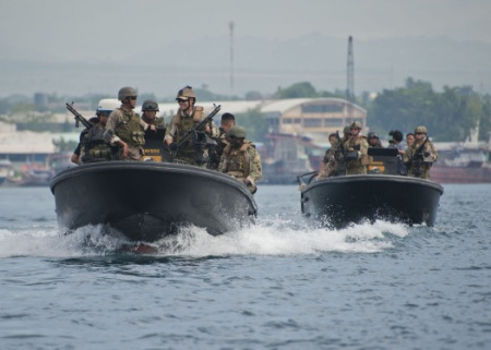 American, Filipino SEALs train together | Inquirer Global Nation