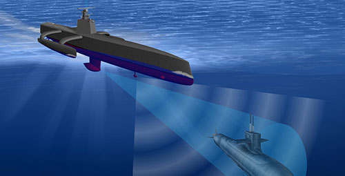 DARPA's 130-Foot Crewless Ship to Set Sail in Spring (UPDATED) – Blog