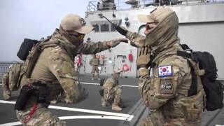South Korean special forces knife training – Business Insider