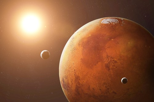 The Moon or Mars? NASA Needs to Pick 1 Goal for Astronauts, Experts Tell Congress