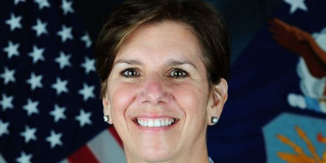Lori Robinson nominated as first US female combatant chief – BBC News