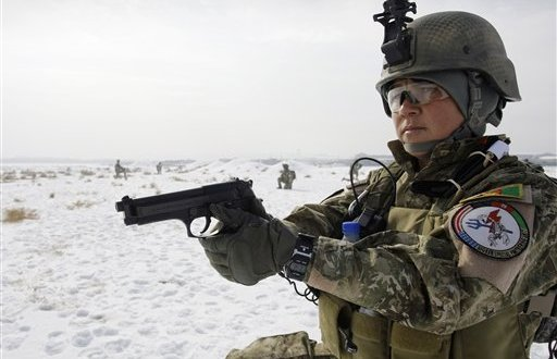 Women in special forces: What the U.S. can learn from the Afghans