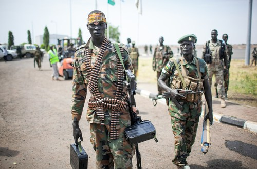 What Does Nigeria's Use of Private Military Companies Against Boko Haram Mean for the World? | VICE