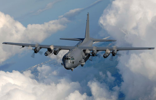 Special Operations Gunships to Be Equipped With Improved Sensors