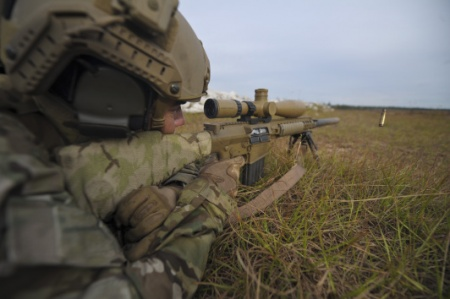 Army Selects New Compact Sniper Rifle – Kit Up!