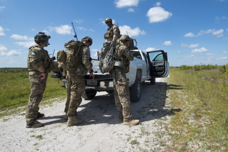 New special ops unit formed on Gulf Coast