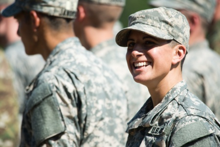 Ranger School grad becomes Army's first female infantry officer | Fox News