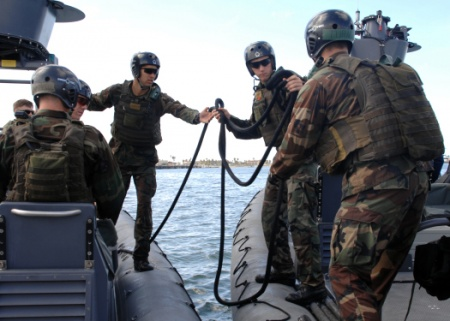 Bulgarian, U.S. naval special operations forces to hold joint drill in Black Sea | Shanghai Daily