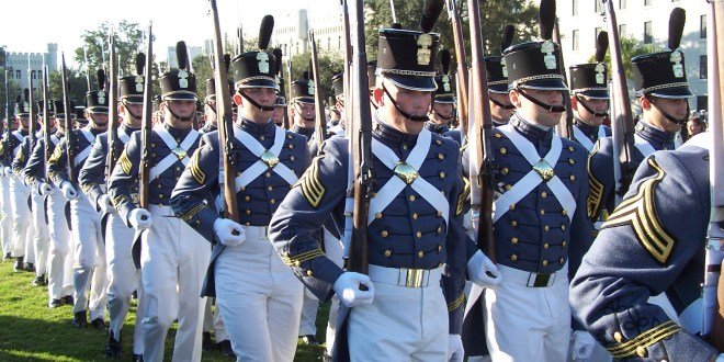 Citadel cadet becomes first amputee to make precision drill platoon | Fox News