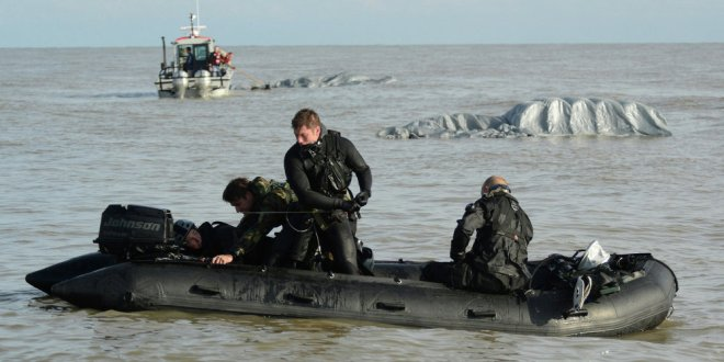 US Navy SEALs Training in Bulgaria to Storm Russia's Crimea