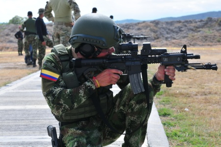 Colombia wins competition among hemisphere's special operations teams | Fox News Latino
