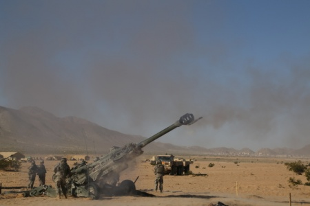 Researchers looking to extend howitzer's range to more than 40 miles – News – Stripes