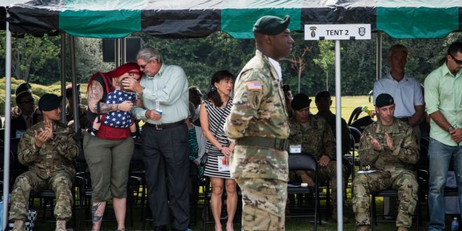 Fallen Special Forces soldiers remembered in solemn ceremony | Military | fayobserver.com