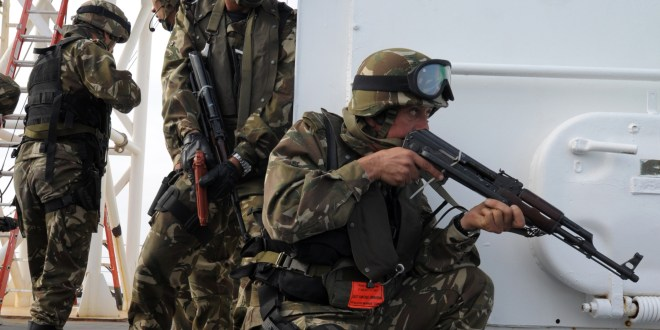 Algerian Army Intensifies Operations to Thwart ISIS Sleeper Cells – ASHARQ AL-AWSAT