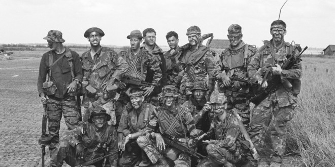 The History of the Navy SEALs – Warrior – Scout