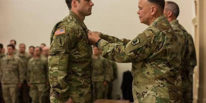 Pinned down in Afghanistan, this Green Beret had to find a way out | The News Tribune