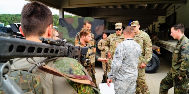 DVIDS – News – Special Operation Forces Build Relationships at Swift Response 16