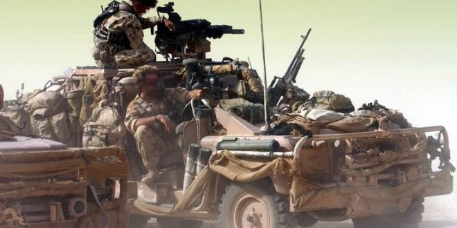 Western Special Forces Fully Deployed in Syria. Terrorist Reinforcements in Syria-Turkey Border Region | Global Research – Centre for Research on Globalization