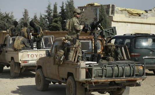Two U.S. troops injured during ISIS attacks in Iraq, Syria