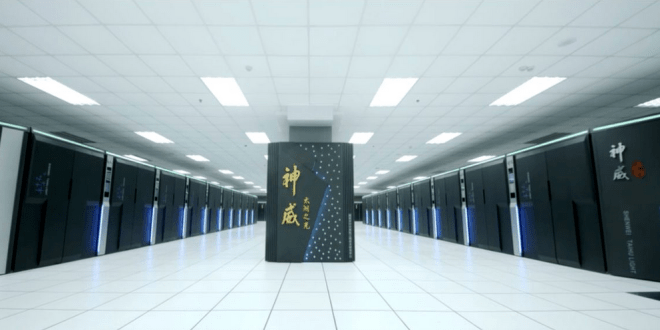 China's Sunway TaihuLight tops world supercomputer ratings | KurzweilAI