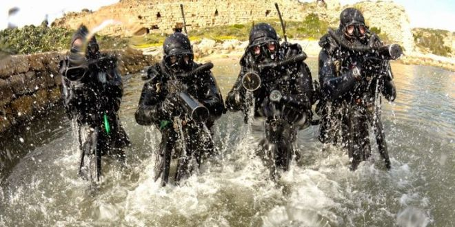 Israeli Special Forces Unit Mirrors Navy SEALs – Warrior – Scout