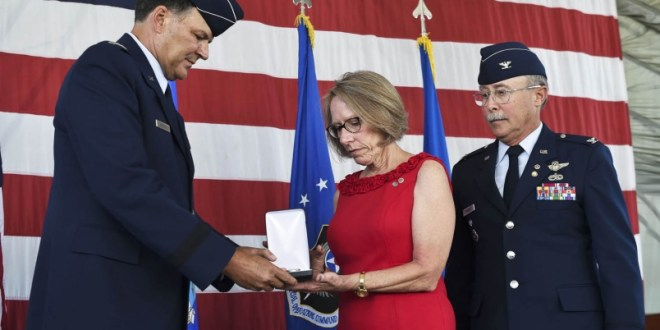 Air Force captain killed in Afghanistan receives Silver Star – News – Stripes