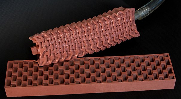 Soft, safe robot actuators inspired by human bicep muscles | KurzweilAI