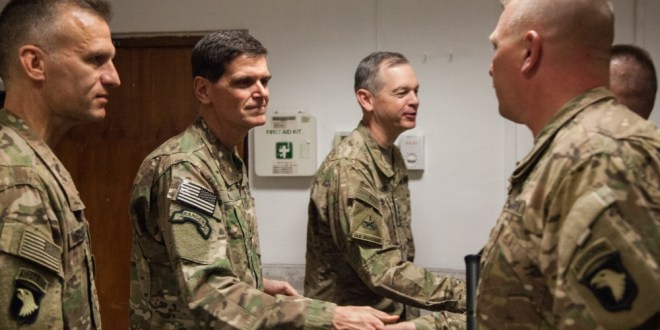 Troop reductions no impact on mission against 'resurgent' Taliban, US general says | Fox News