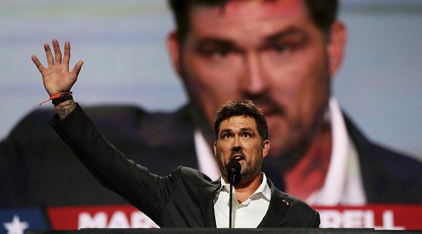 Marcus Luttrell: 'I Challenge All Of You To Fight For This Country'|Task & Purpose