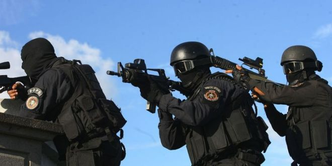 Olympics Brazilian security personnel have been trained by Israel Special Forces | MercoPress