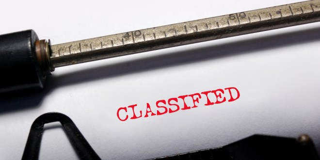 Sloppiness in Handling Highly Classified Information is Widespread | The Cipher Brief