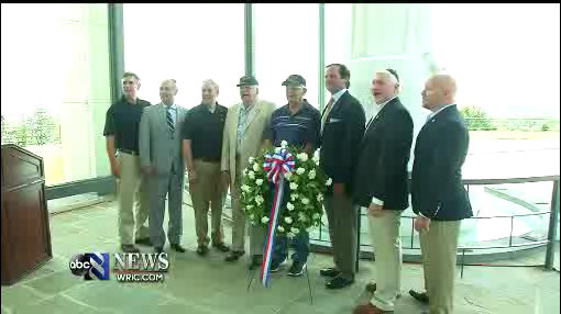 Navy Seals and other Special Ops troops honored in Richmond | WRIC