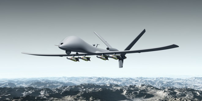 "Autonomous Military Technology at a ""Tipping Point"" 