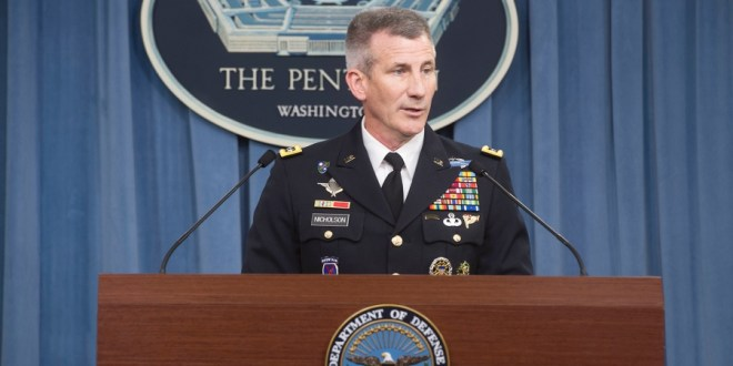 Pentagon: US-backed operations killed 12 Islamic State leaders in Afghanistan |Stripes