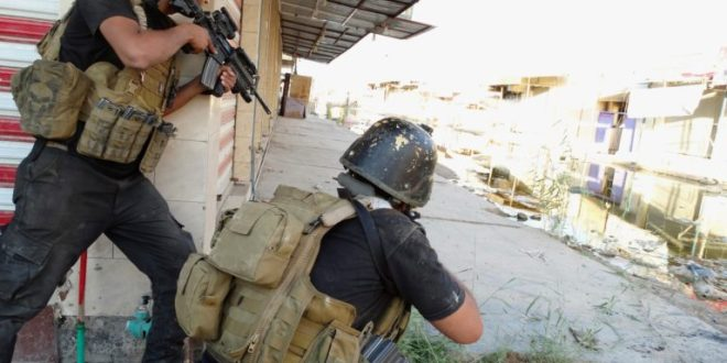 Daring nighttime raid turns to deadly trap in Mosul | Business Insider