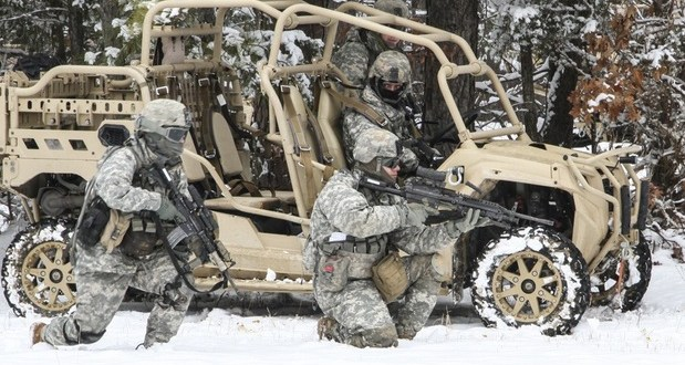 A Special Operations New Light Combat Vehicle | Scout