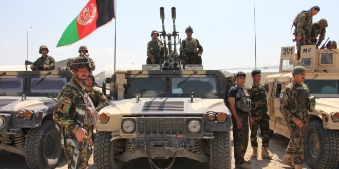 Afghan special forces operations surpass 3,000 this year | Stripes