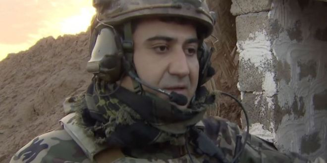 Kurd Special Forces Blow Up ISIS Bomber Near Mosul | Heavy.com