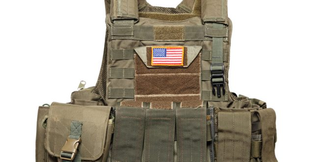 Tactical Vest Can Be Scaled Down Depending on Soldier Needs | DefenseNews