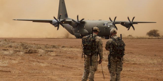 23 Years After 'Black Hawk Down,' America Is Back at War in Somalia | The National Interest Blog