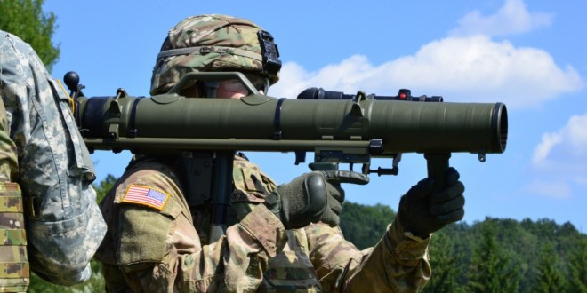 The U.S. Army Is Testing a Devastating New Weapon: A Super 'Bazooka' | The National Interest Blog