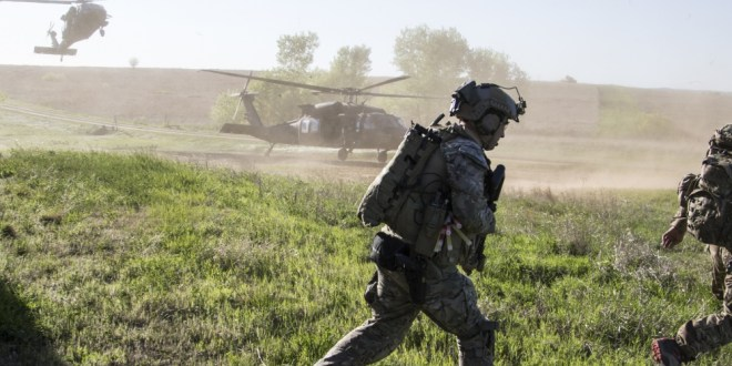 Elite U.S. Special Operators Build Center for Perpetual War on Terror   The Daily Beast